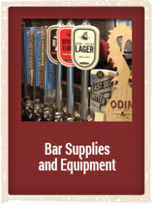 Bar Supplies and Equipment – Feature 3