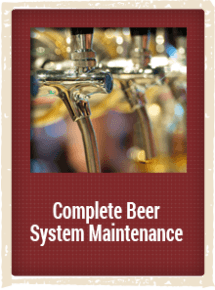 Complete Beer System Maintenance – Feature 1
