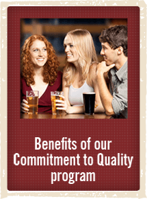 Benefits of the Commitment to Quality Program – Feature 4